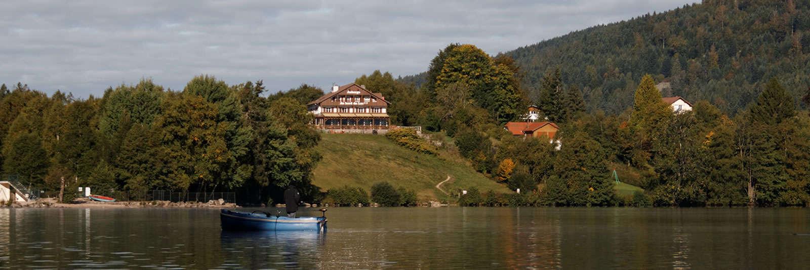 auberge au bord du lac g 233 rardmer h 244 tel restaurant auberge 224 g 233 rardmer